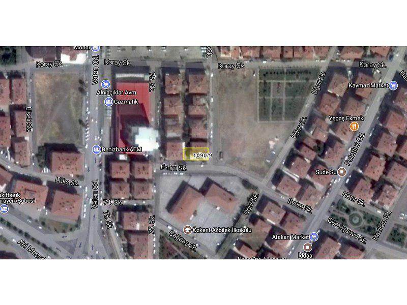 Ankara Sincan Bankadan Satılık 17 m2 Dükkan