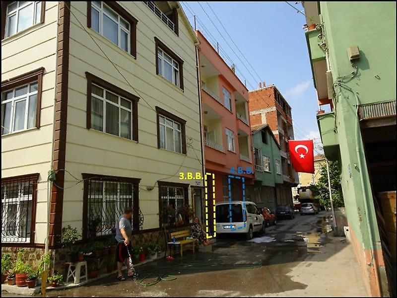 Samsun Bafra Altınkaya Mahallesi'nde  32 m2 Dükkan