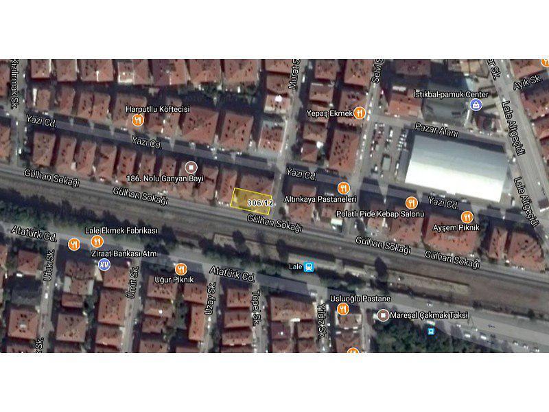 Ankara Sincan Bankadan Satılık 34 m2 Dükkan