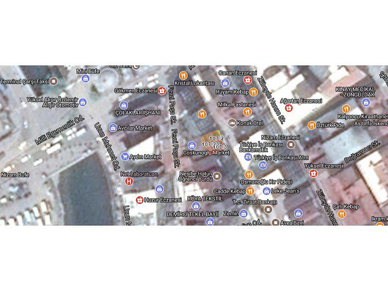 Zonguldak Merkez Bankadan Satılık 37 m2 Daire