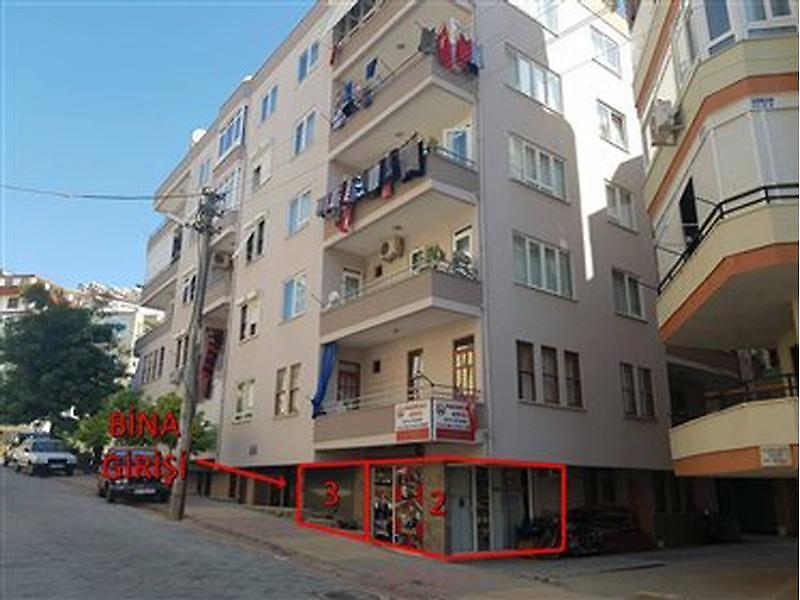 Antalya Alanya Cikcilli Mahallesi'nde 15 m2 Dükkan