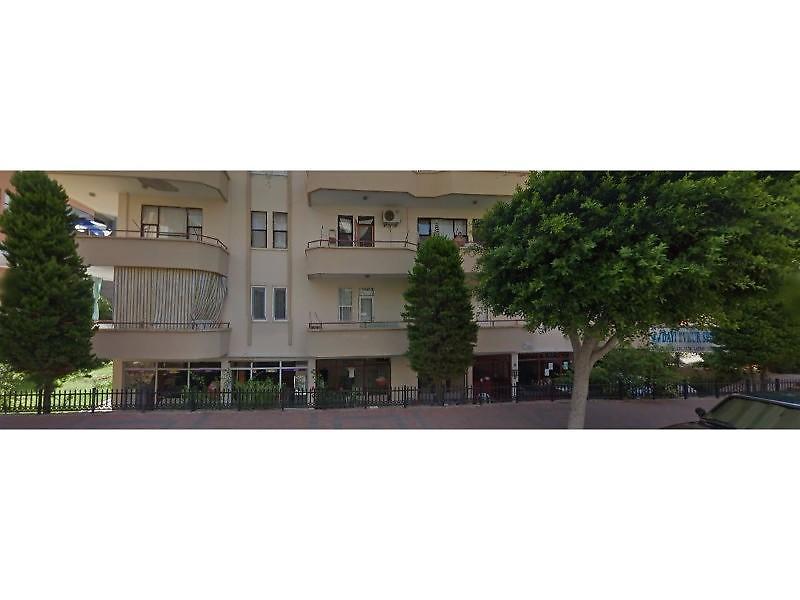 Antalya Alanya Bankadan Satılık 35 m2 Dükkan