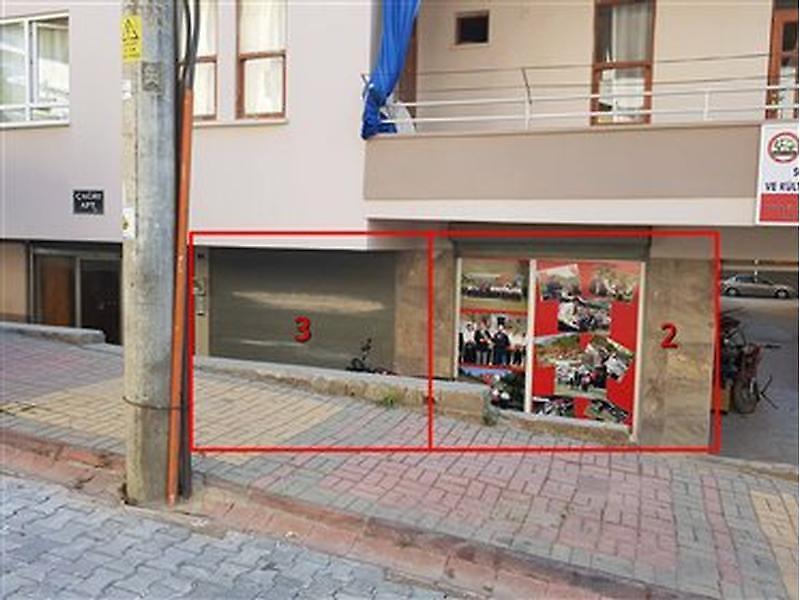 Antalya Alanya 16 m2 Dükkan