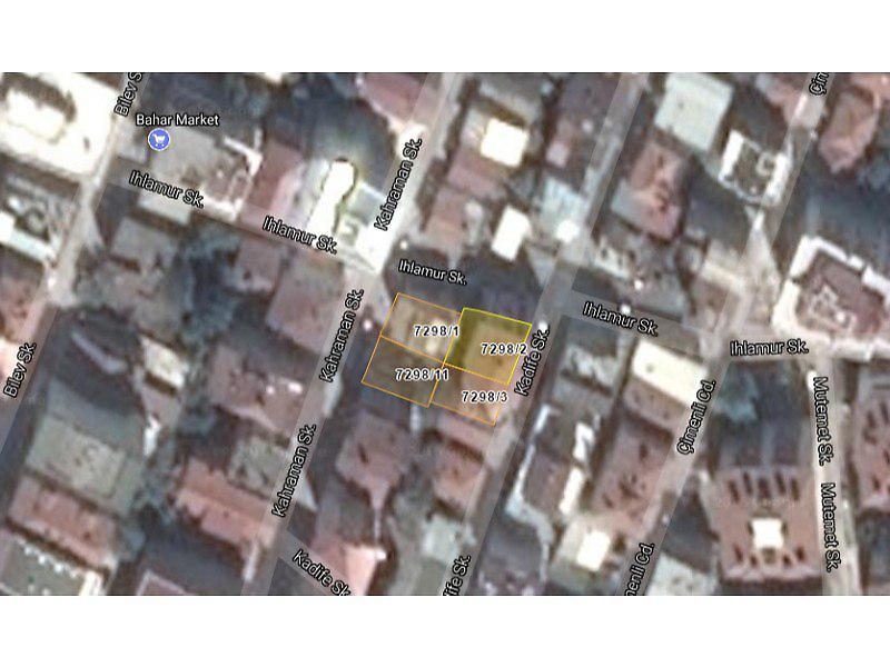 Samsun İlkadım Bankadan Satılık 40 m2 Dükkan