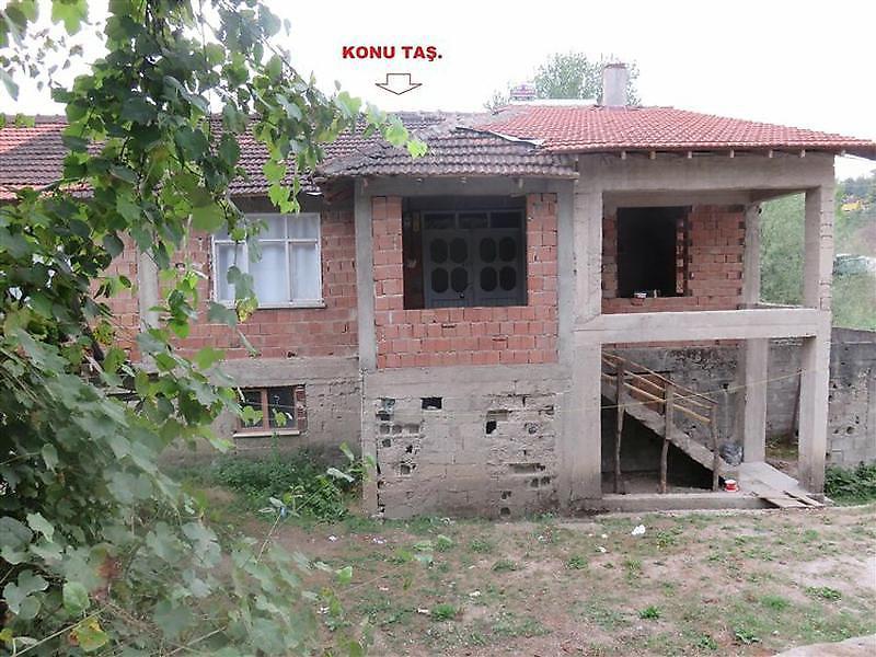 Düzce Yığılca Bankadan Satılık 224 m2 Bina