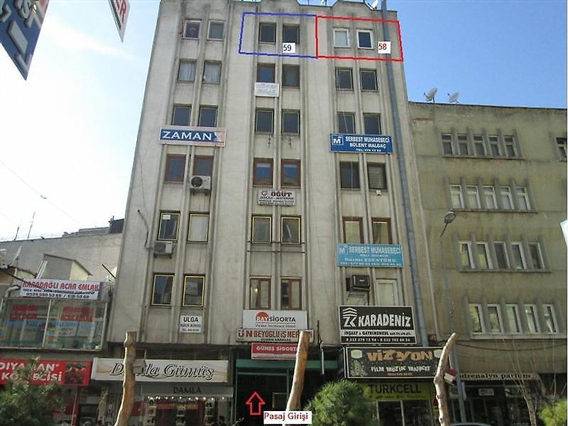 Bursa Karacabey'de Hisseli 3 Dükkan