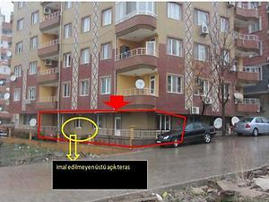 Hatay Kırıkhan Bankadan Satılık 72 m2 Daire