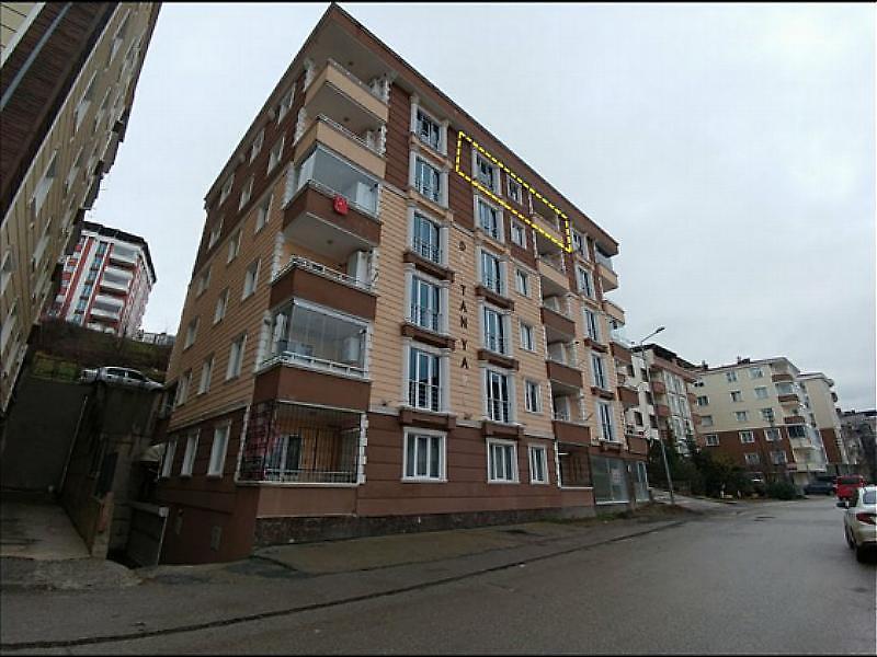 Samsun Canik Bankadan Satılık 116 m2 Daire