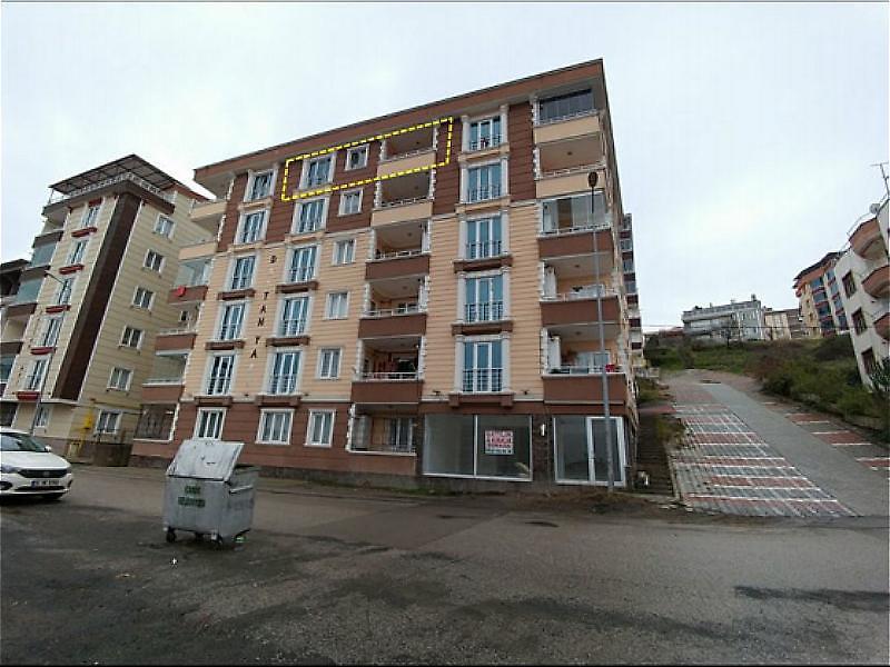 Samsun Canik Uludağ Mahallesi'nde 116 m2 Daire