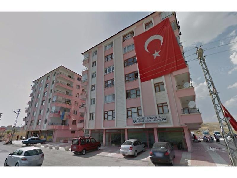 Ankara Keçiören Bankadan Satılık 120 m2 Daire
