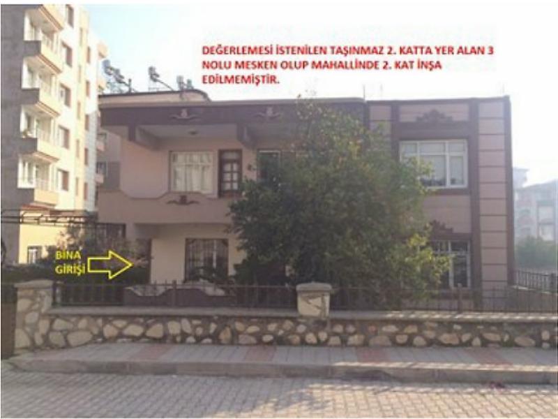 Hatay Kırıkhan Bankadan Satılık 163 m2 Daire
