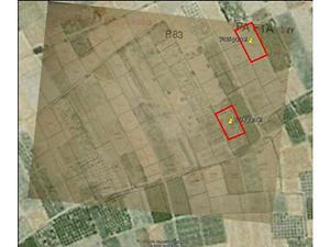 Isparta Senirkent Şirketten Satılık 3000 m2 Tarla