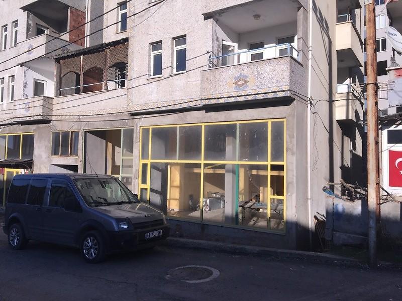 Trabzon Arsin'de 182 m2 Depo