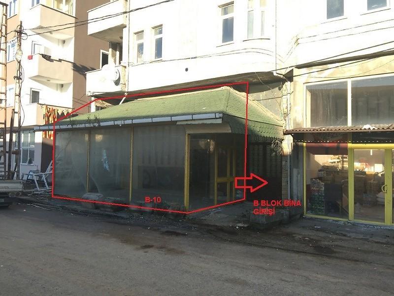Trabzon Arsin Şirketten Satılık 182 m2 Depo