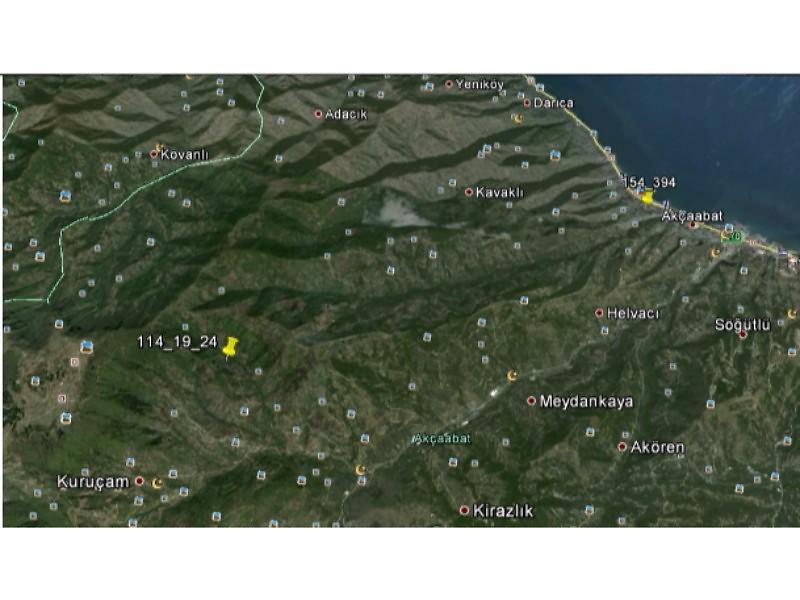 Trabzon Akçaabat Şirketten Satılık 190 m2 Bina