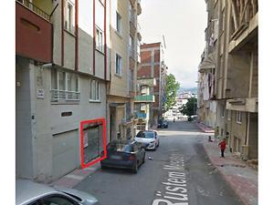 Samsun İlkadım Şirketten Satılık 44 m2 Dükkan