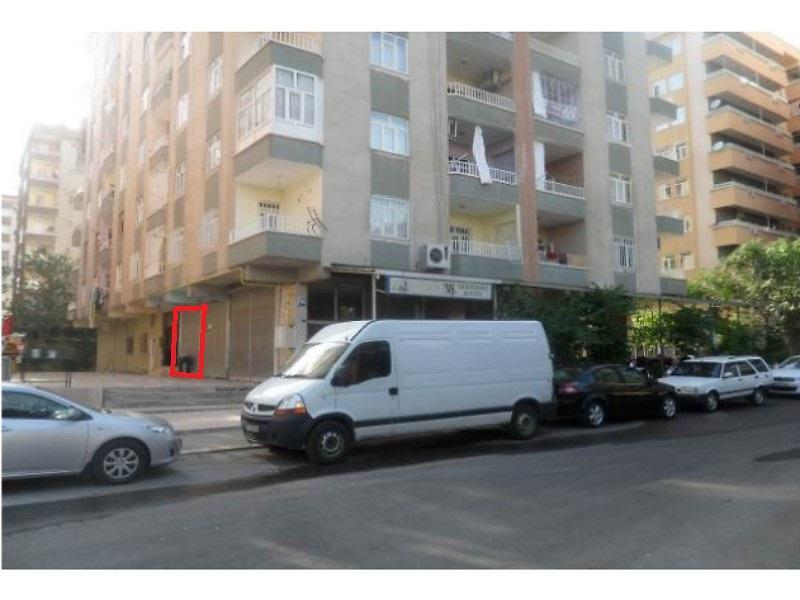 Diyarbakır Kayapınar Şirketten Satılık 9 m2 Dükkan