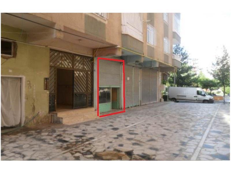 Diyarbakır Kayapınar'da 9 m² Dükkan