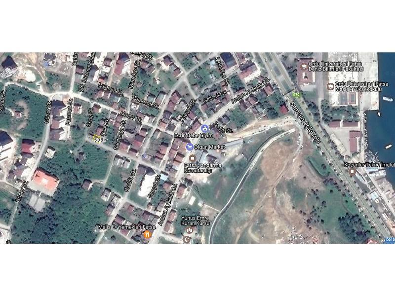 Ordu Fatsa Şirketten Satılık 50 m2 Daire