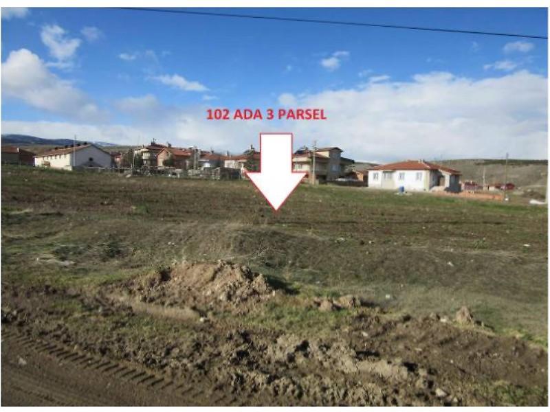 Afyonkarahisar Merkez'de 477 m2 İmarlı Arsa