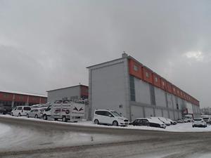 Erzurum Yakutiye'de 74 m2 Dükkan