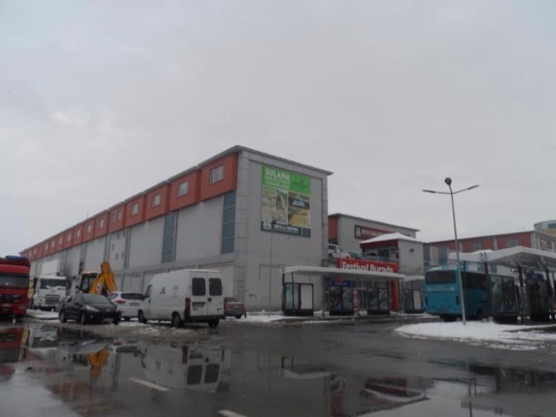 Erzurum Yakutiye'de 53 m2 Hisseli Dükkan