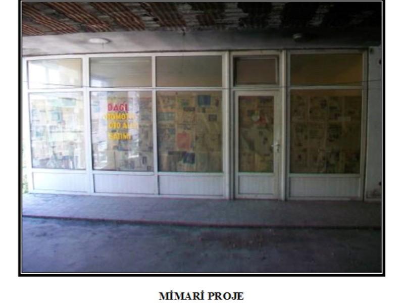 Kastamonu Taşköprü Şirketten Satılık 30 m2 Dükkan