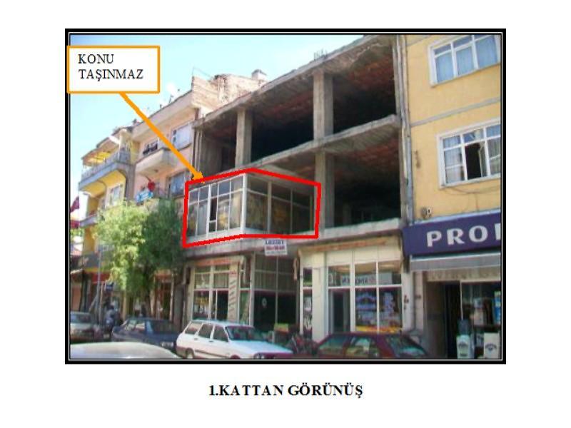 Kastamonu Taşköprü'de 30 m2 Dükkan