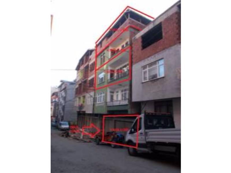 Ordu Kumru Karacalı'da 100 m2 2+1 Daire