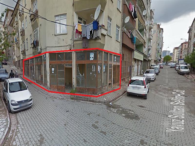 Kırıkkale Hüseyinkahya Mahallesi'nde 41 m2 Dükkan