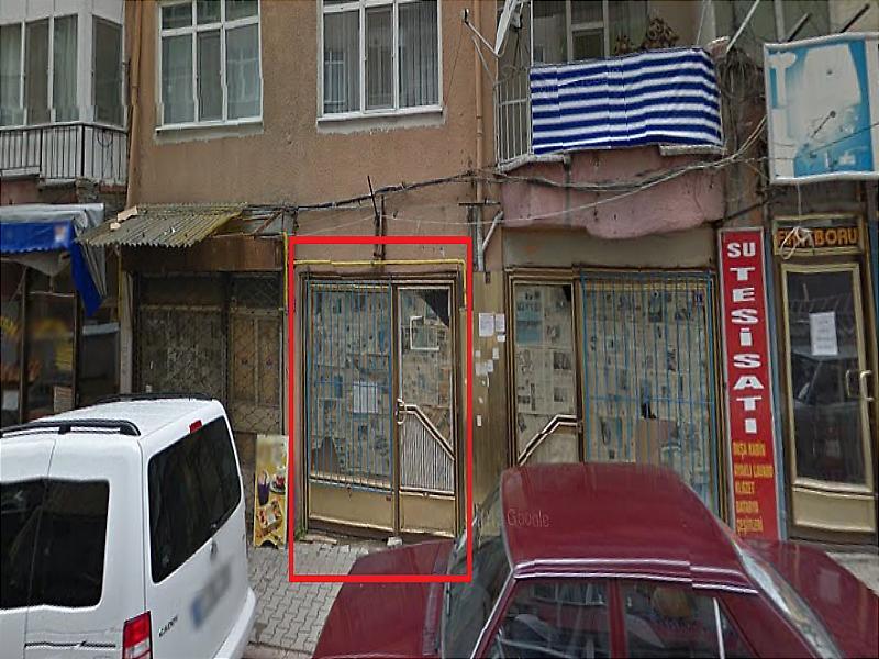 Kırıkkale Merkez Tepebaşı Mahallesi'nde 39 m2 Dükkan