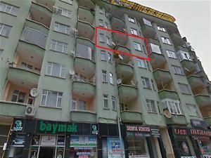 Giresun Merkez Bankadan Satılık 110 m2 Daire