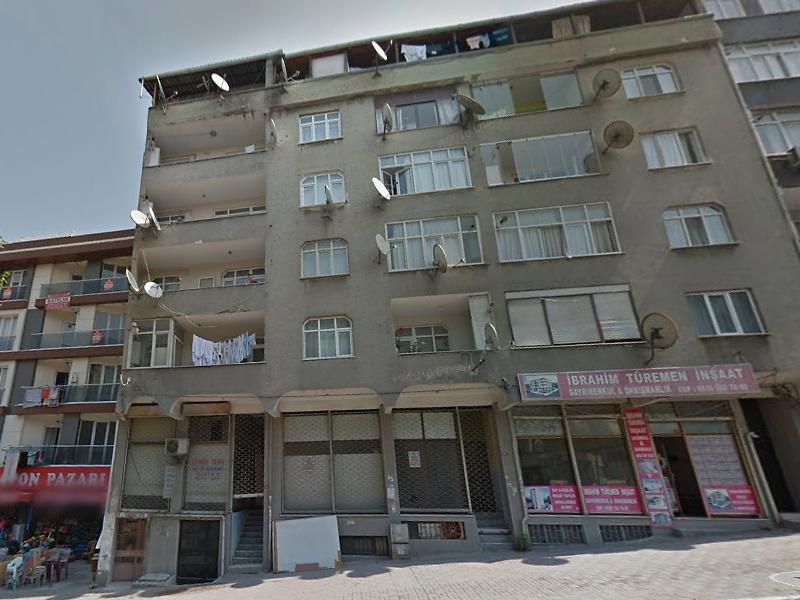 İstanbul Gaziosmanpaşa Bağlarbaşı'nda 2+1 Daire 65 m2