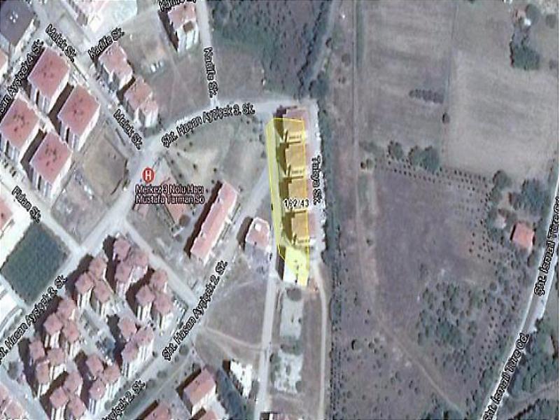 Çanakkale Gelibolu'da 3+1 105 m2