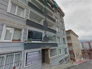 Samsun İlkadım Bankadan Satılık 81 m2 Daire