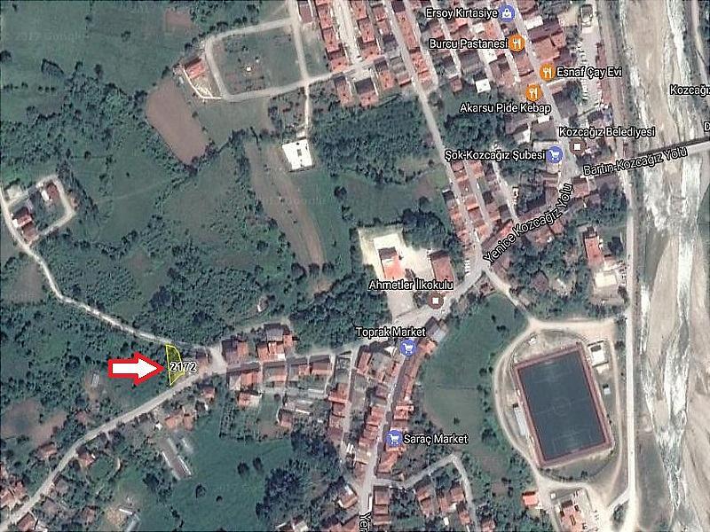 Bartın Kozcağız Köyü 2+1 80 m2 Daire