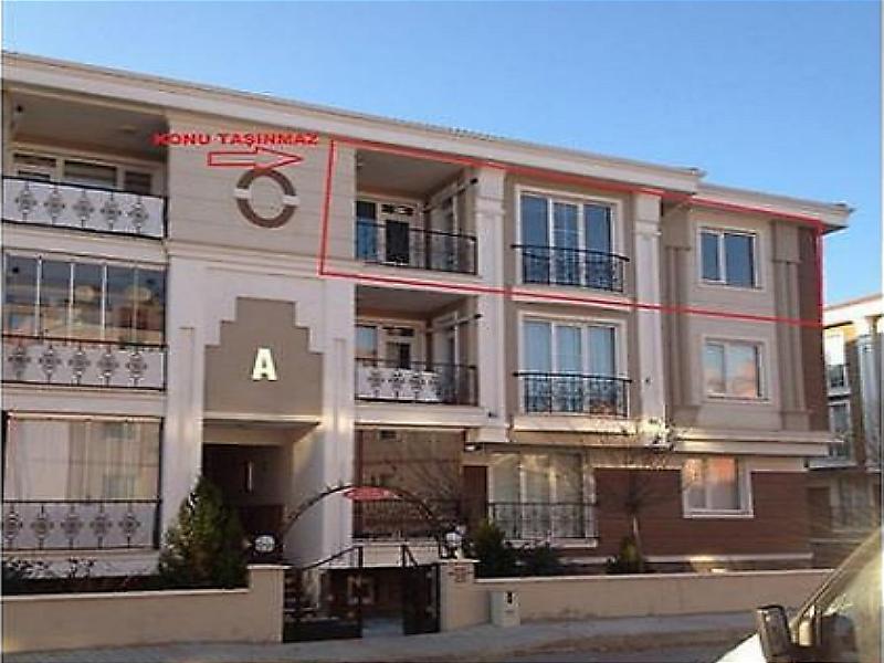 Erzincan Merkez Mimarsinan Mahallesi 3+1 152 m2 Daire