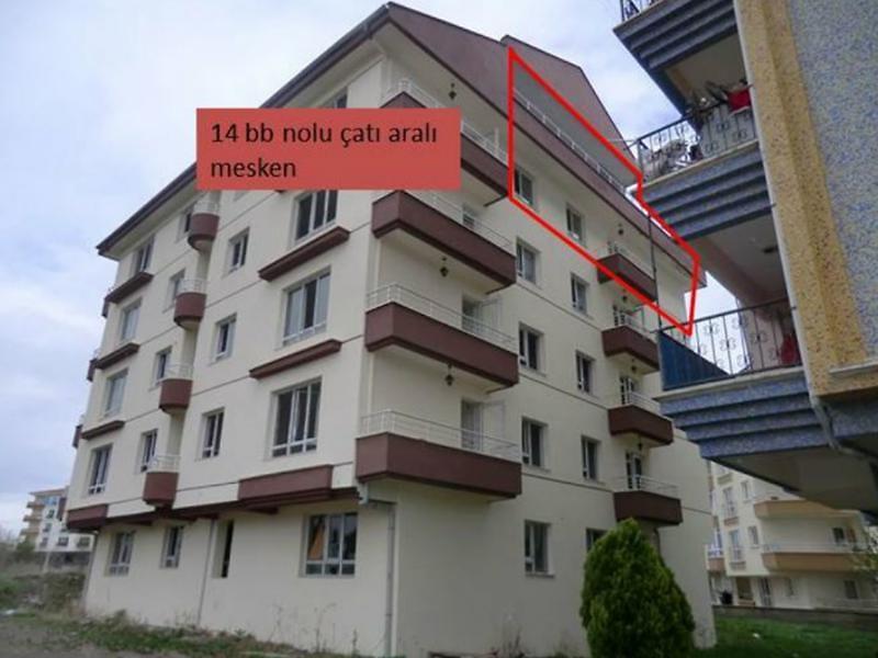 Ankara Kazan Atatürk Mahallesi'nde Natamam Dubleks Daire 5+1