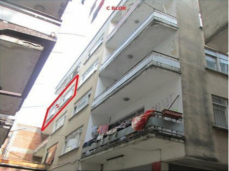 Giresun Bulancak İhsaniye Mahallesi 2+1 116 m2 Daire