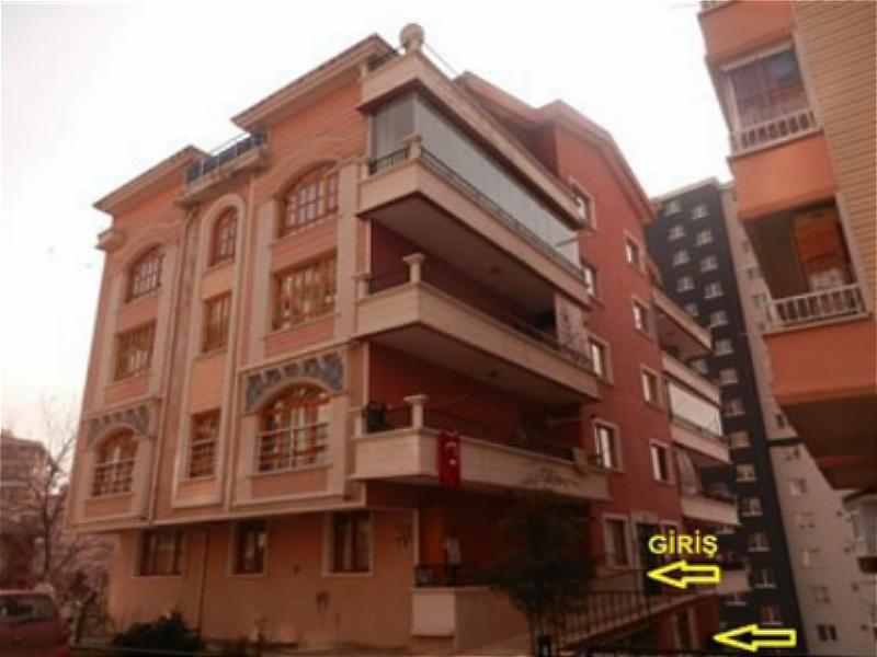 Ankara Keçiören'de  93 m2 2 +1 Daire