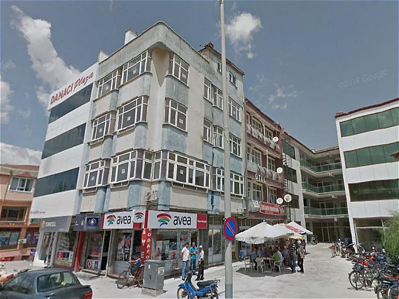 Konya Ilgın Camiatik Mahallesi'nde 48 m2 Dükkan