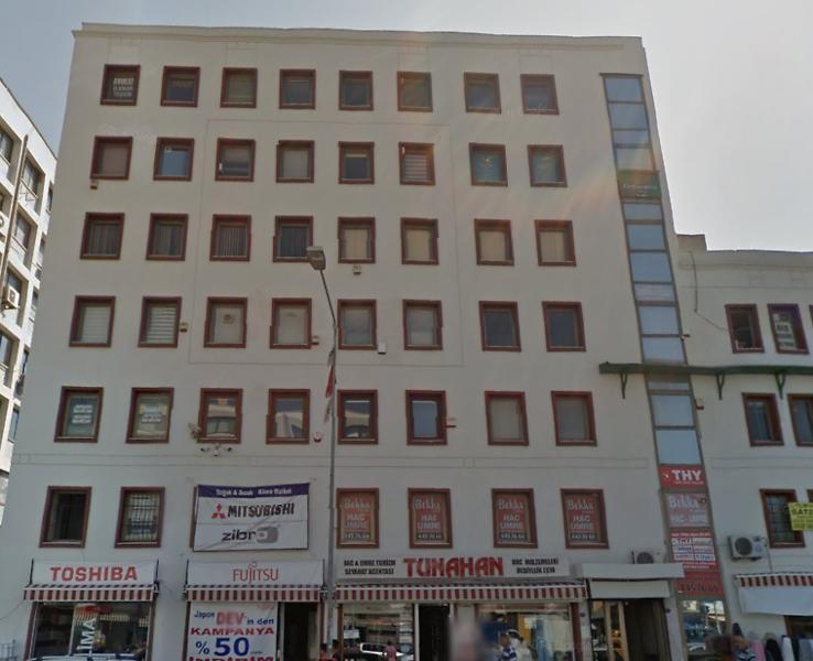 İzmir Konak Yenigün Mahallesi'nde 32 m2 Ofis
