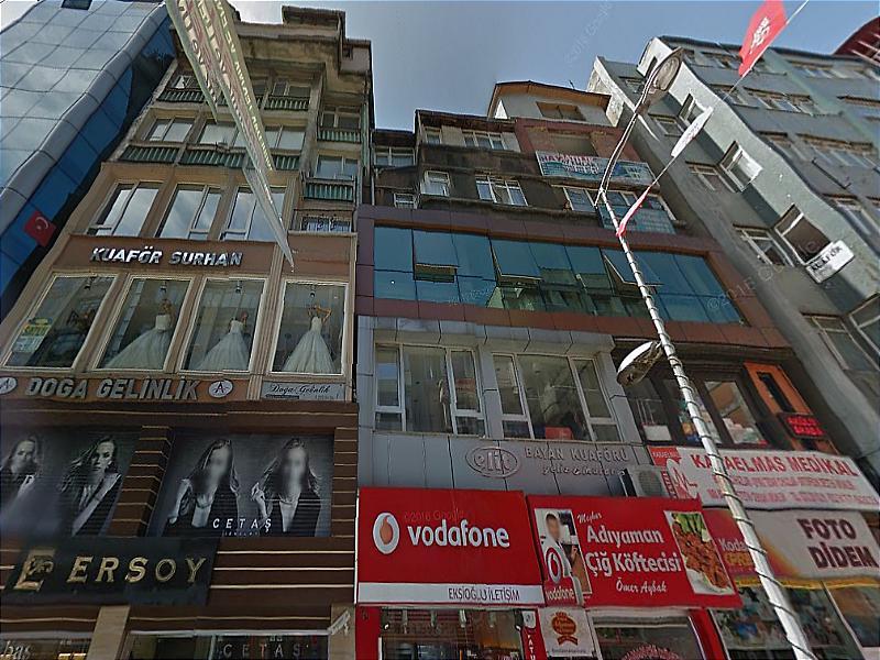 Zonguldak Mithatpaşa Mahallesi'nde 37 m2 1+1  Daire