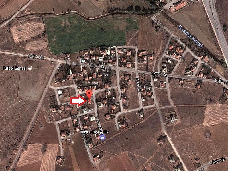 Konya Seydişehir Bahçelievler'de Bahçeli Kargir Ev