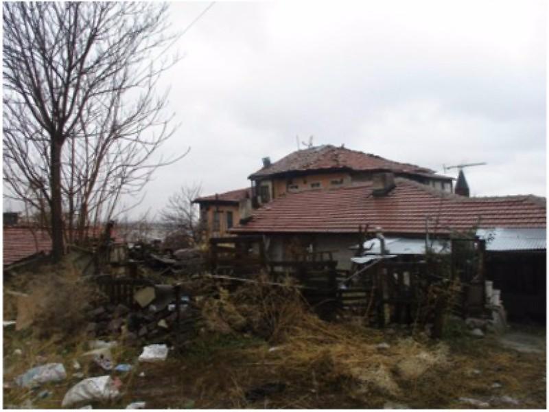 Ankara Altındağ'da Kargir Ev