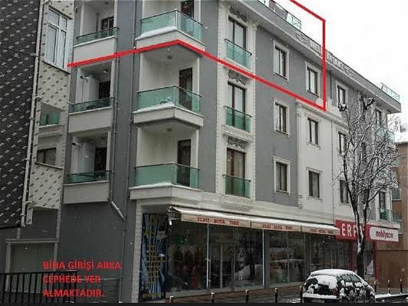 İstanbul Ümraniye Armağanevler Mahallesi'nde 4+1 Dubleks Mesken