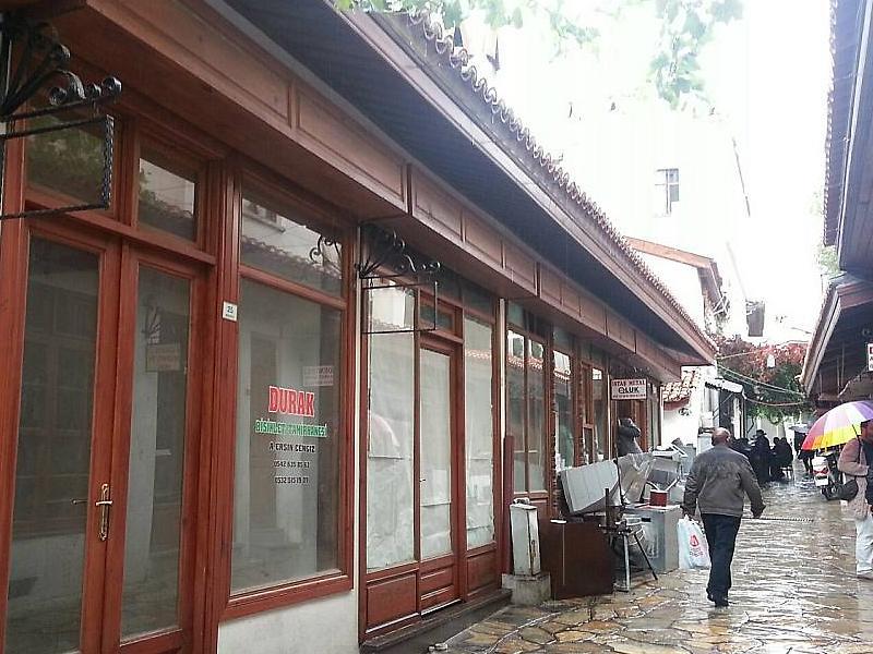 Muğla Merkez Bankadan Satılık 9 m2 Dükkan