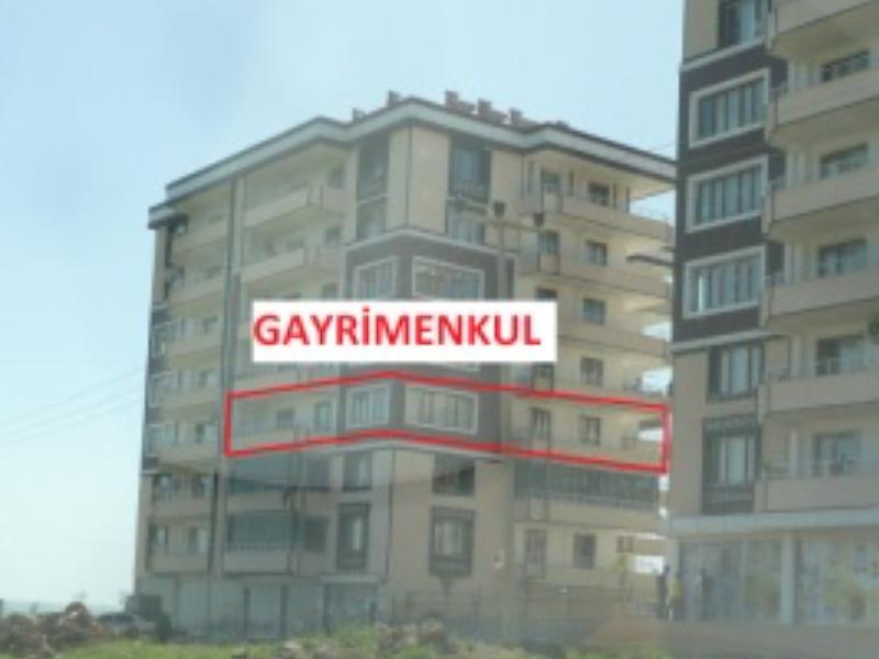 Diyarbakır Bağlar Hashavar'da  3+1 Daire