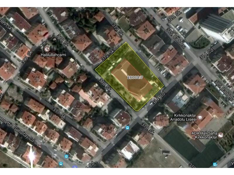 Ankara Çankaya Bankadan Satılık 430 m2 Daire