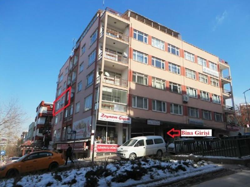 Ankara Çankaya Bankadan Satılık 153 m2 Daire